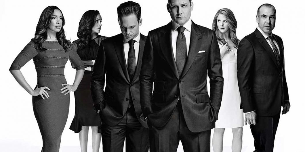 Did you ever watch Suits?